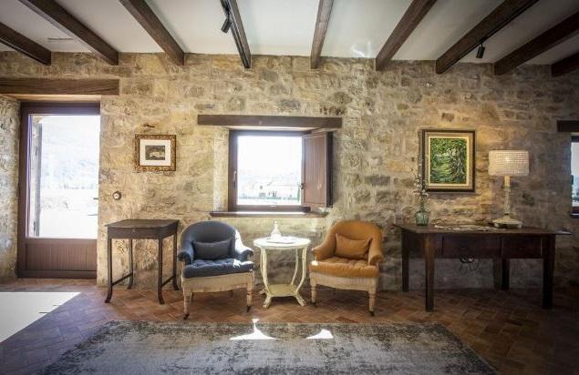 hoteles rurales con encanto cataluña mas el barber