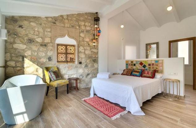 hoteles rurales con encanto comunidad valenciana el secret de la forada