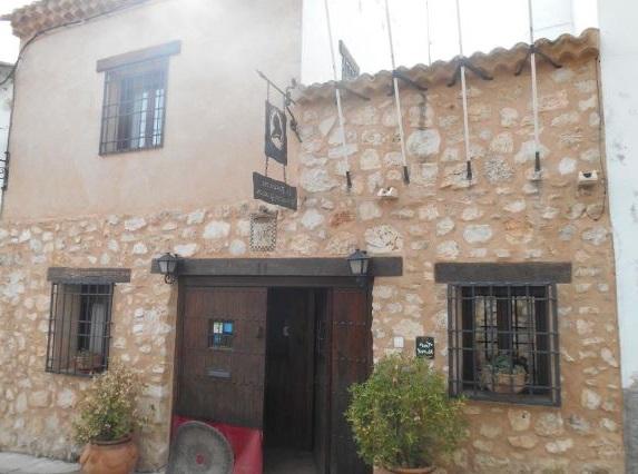 Casa rural con encanto en Cuenca El Hidalgo de Alarcón