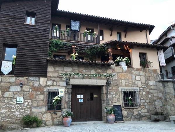 hoteles rurales con encanto en extremadura la picota