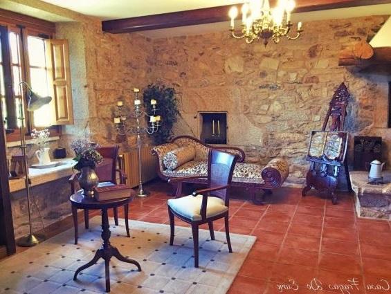hoteles rurales con encanto Galicia Casa Fraga do Eume
