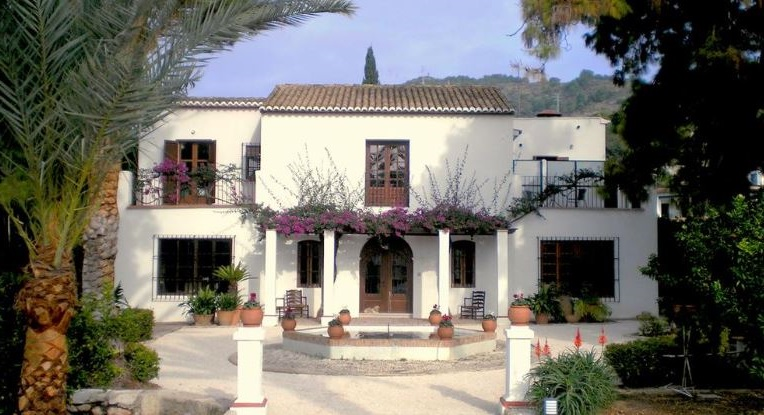hotel rural con encanto valencia el sequer