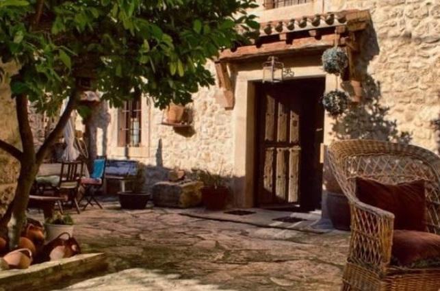 hoteles rurales en segovia con encanto corral de perorrubio
