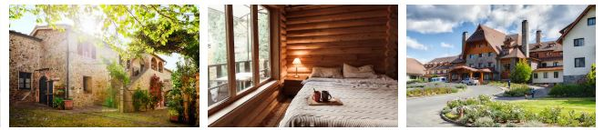 comodidades hotel rural 2020