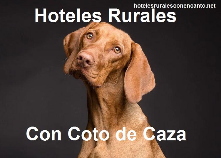 hoteles con coto de caza